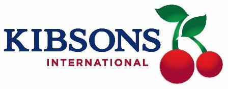 KIBSONS HAS WITNESSED A GROWING DEMAND FOR ORGANIC PRODUCTS